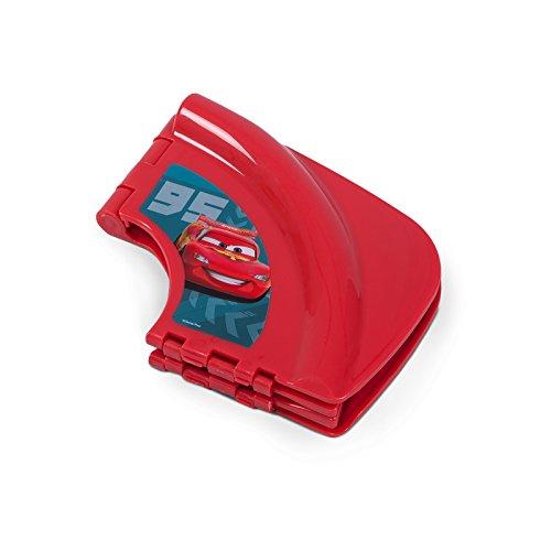 Niños plegable viaje Tapa de inodoro Aufsatz Trainer - toale tten Asiento Disney Cars: Amazon.es: Bebé