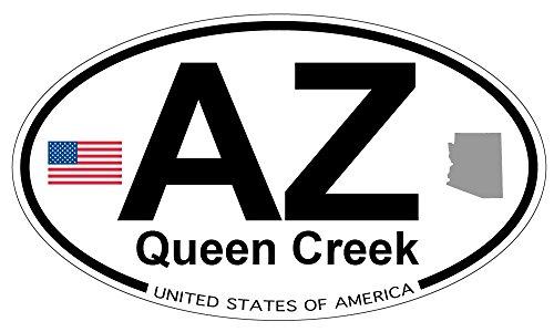 Queen Creek, Arizona Oval ()