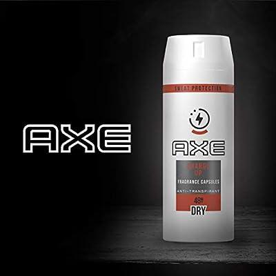 AXE Adrenaline Charge Up - Desodorante antitranspirante en Aerosol ...