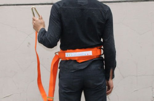 ty Belt Tree Climbing Construction Harness Protective Gear (Safety Harness Belt)