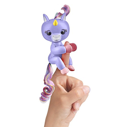 WowWee Fingerlings Interactive Baby Unicorn Alika Only $14.99