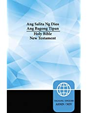 Tagalog, NIV, Tagalog/English Bilingual New Testament, Paperback