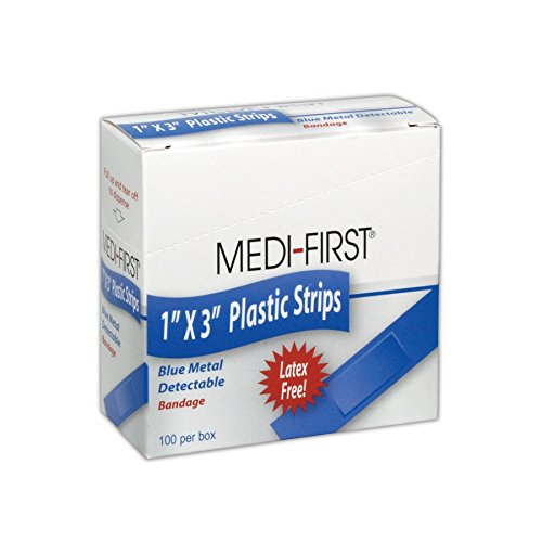 Medique MP67133 Medi-First Blue 1