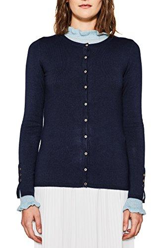 Blu Donna Navy 400 ESPRIT Collection Cardigan CqnwnUSz