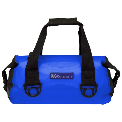 Watershed Ocoee Waterproof Duffel (Blue) by Watershed