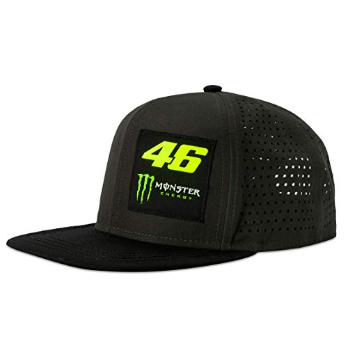 VALENTINO ROSSI VR46 MONSTER 2019 Team Dual Flatbrim for sale  Delivered anywhere in USA
