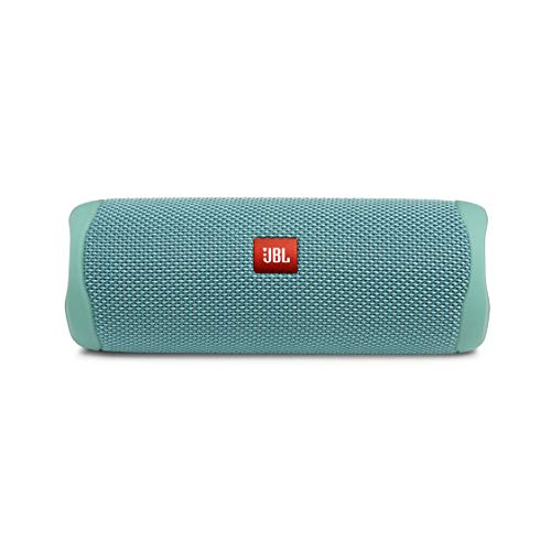 JBL FLIP 5 Waterproof Portable Bluetooth Speaker – Teal [New Model]