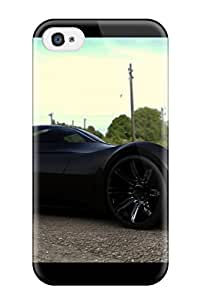 Anne C. Flores's Shop New Fashionable Cover Case Specially Made For Iphone 4/4s(bugatti Aerolithe Concept)