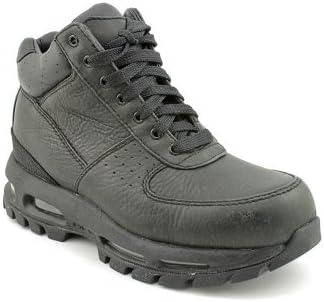 super popular 73ecf 7ea62 Nike Air Max Goadome (GS) Youth Boys Size 3.5 Black Chukka Boots