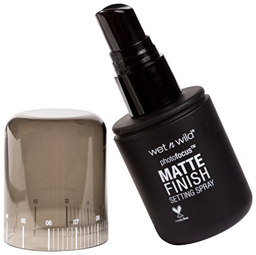 (wet n wild Photo Focus Matte Finish Setting Spray, Matte Appeal, 1.52 Fluid Ounce)