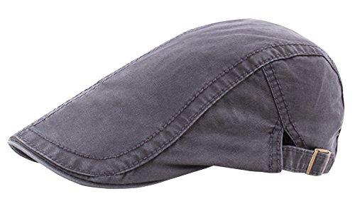 AIEOE Sombrero de Boinas Beret Gorro con Visera Protección del Sol Transpirable Bailey Cap para Hombre Mujer Verano 5xHMP1fD5