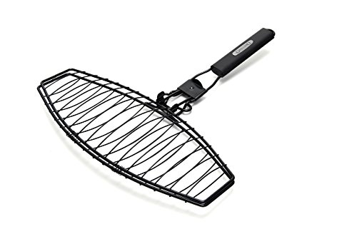 GrillPro 21015 Detachable Handle Basket