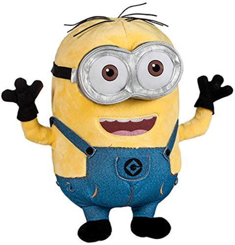 Universal Studios Despicable Me Minion Plush - Dave 12