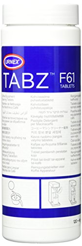 (Urnex Tabz Coffee Brewer Cleaning Tablets, 120 Tablets)