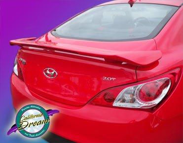 Hyundai Genesis Spoiler Spoiler For Hyundai Genesis