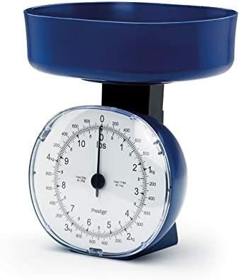 Prestige Vintage Plastic Kitchen Scales Blue Amazon Co Uk