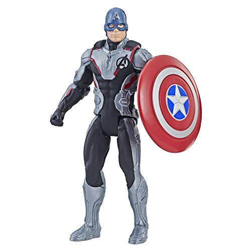 Avengers Marvel Endgame Team Suit Captain America 6-Scale Figure