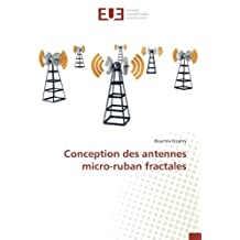 Conception des antennes micro-ruban fractales