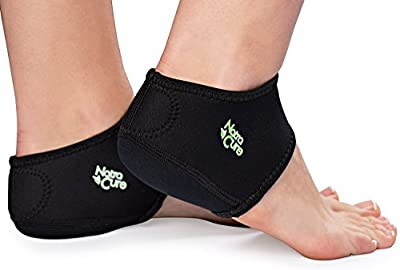 NatraCure Arch and Heel Sleeves