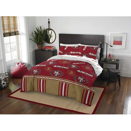(San Francisco 49ers Bed in Bag Set Queen)