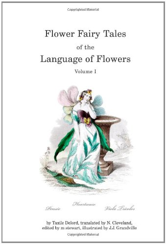 Flower Fairy Tales of the Language of Flowers by Brand: earthly pursuits
