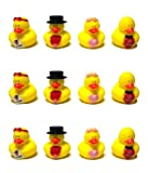 Valentine Rubber Ducks
