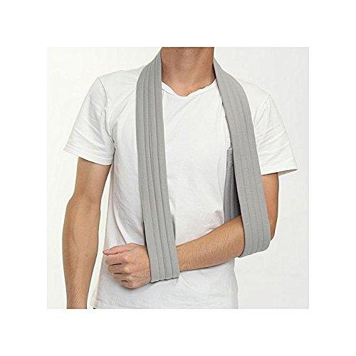 Shoulder Immobilizer Adjustable Soft Arm Forearm Elbow wrist Sling Brace Strap Sprain Support