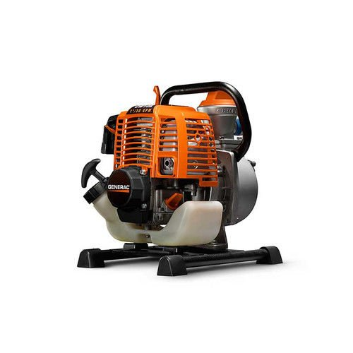 Generac 6917 CW10K 1-Inch Clean Water Pump with Hose Kit