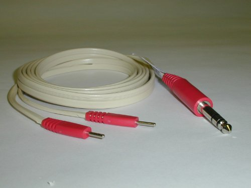Excel Patient Lead Wire 1 4 Fda Compliant  Red W6572rr