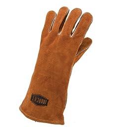 IRONCAT 9020 LHO Select Shoulder Split Cowhide Welding Gloves, Large (Left Hand Only)