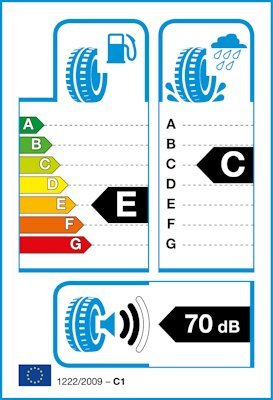 225//40//R18 92H E//E//69 dB Pneumatico Invernale WindForce SNOWPOWER XL
