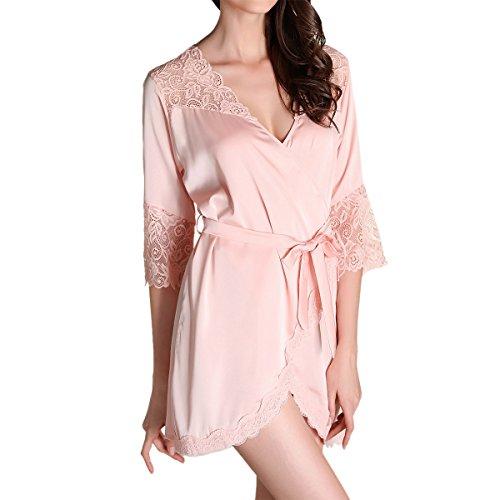 SJINC Womens Kimono Bridesmaid Lingerie