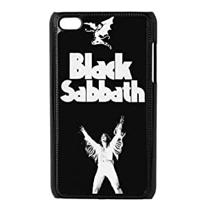 Black Sabbath iPod Touch 4 Case Black 05Go-209036