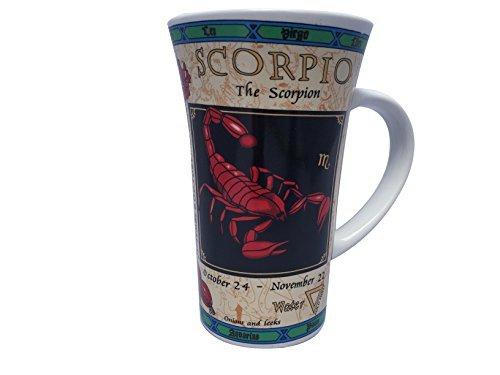 Zodiac Sign Coffee Mug (Scorpio) (Zodiac Mug Scorpio)
