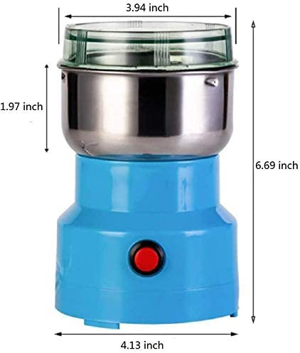 Beans Electric Coffee Bean Milling Smash Grain Grinder Grain Mill Machine Herb CJZZ Multifunction Smash Machine Grinder for Spices and Seeds Milling Machine