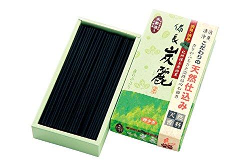 - Forest Less Smoke Large Box - 240 Sticks - Baikundo Incense From Japan