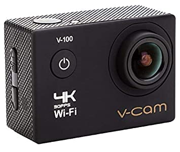 V-CAM V-100 4k Wi-Fi 16 MP Sports Action Camera