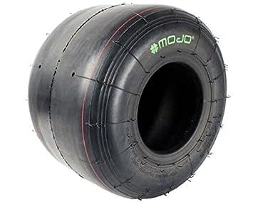 Kart Mojo D2 Rueda Delantera Senior Rotax Max Amarillo para UK de código de barras: Amazon.es: Coche y moto