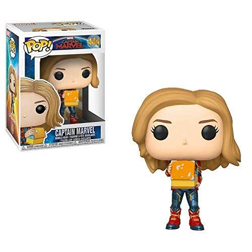Pop! Bobble Marvel Captain Marvel Pop 1
