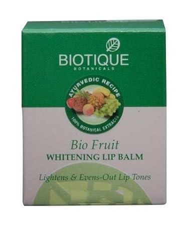 Image result for Biotique Bio Fruit Whitening Lip Balm