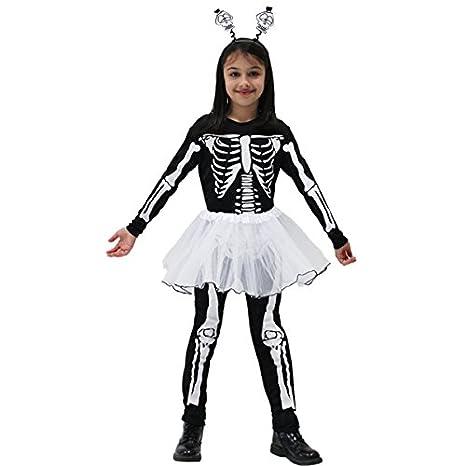 i più votati più recenti professionale più votato la moda più votata VESTITO COSTUME Maschera di CARNEVALE Halloween - Bambina ...