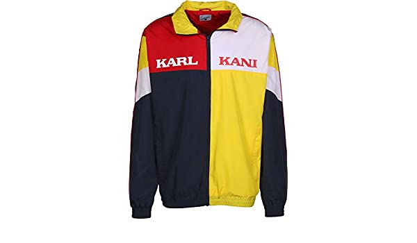 Karl Kani Retro Block Trackjacket: Amazon.es: Ropa y accesorios