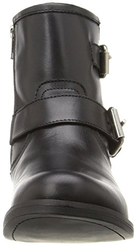 Bootie Cain Madden Leather Steve Black Ankle Women's BwIvBxqEf
