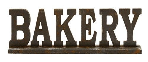 wooden bakery sign - 3