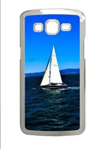 Samsung Grand 7106 Case and Cover -Ocean PC Hard Plastic Case for Samsung Grand 2/Samsung Grand 7106 Transparent