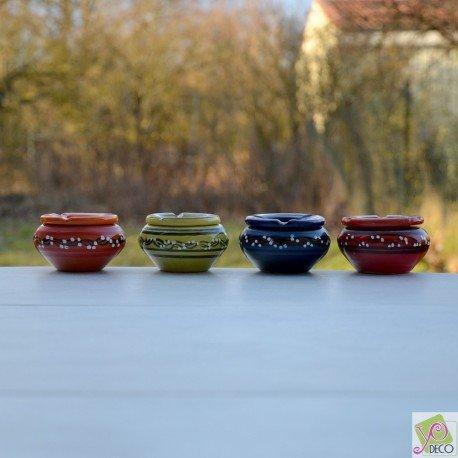 yodeco Anti Smoke Ashtray –  Pack of 4 –  Mini Model