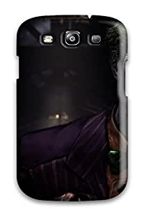 Durable The Joker Back Case/cover For Galaxy S3