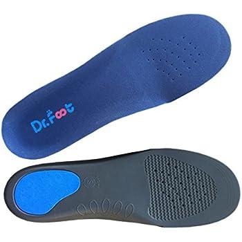 Amazon.com: Dr. Foot's Orthotics Insoles for Flat Feet