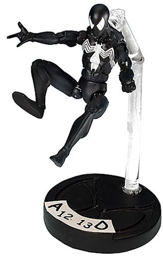 Marvel Legends Showdown Battle: Spider-Man in Black Costume (Spiderman Villain Costumes)