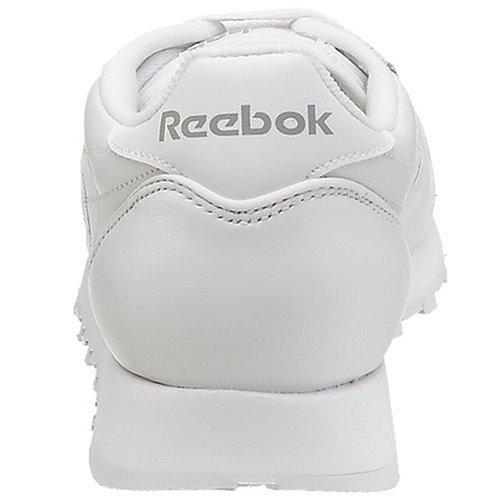 Reebok Damen Klassischer Leder Sneaker Weiß